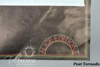 DAMAGED- Jean-Michel Folon - A Folon/ Milton Glaser Collaboration Woodstock Poster, Alice Editions 1977