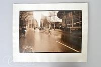 "George Walker III Original Photograph ""Parade with Tiny Majorette"" NYC"