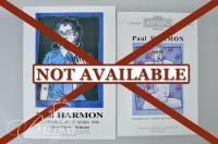 (2) Paul Harmon Signed Posters: Galerie Art Expo, Paris and Galerie Deprez-Bellorget, Paris 1996