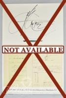 Saul Steinberg Poster Reflections on the Signing of the Declaration of Independence, Philadelphia 1776