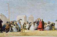 """(3) Posters: John Guider Applause, Tennessee Performing Arts Center, 1982 John Marin Cheekwood 1982 and Frist Center Grand Opening Boudin painting """"Beach at Trouville"""", 1864"""