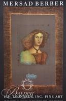 """(3) Posters: Van Gogh Musee D'Orsay Self-Portrait 1889, """"Diego Velasquez Musee de Louvre, L'Infante Marie-Margeurete and Mersad Berber/ H. H. Leonards, Inc. Fine Art"""