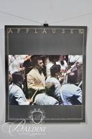 (5) Posters: Cliff Johnston, John Guider Applause, John Guider Reflections, Carroll Cloar Tennessee State Museum, Aunt Rhody and Paul Harmon Belmont College Dedication, Artist Signed