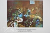 (2) Julio Silva Posters; Sculptures Dessins 1993, Galerie Corinne Timsit, Paris 1995, (3) Bienal d'Arte Medellin Posters; Juan Antonio Roda 1980, Lionel Gongora 1980 and Omar Rayo