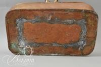 Copper 2-Handled Vessel
