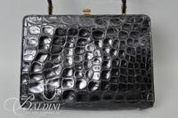 (2) Vintage Handbags, One is Made in France
