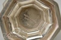 Vintage Silver Sugar Dredger - 3.47ozt