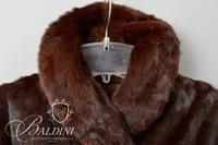 Fur Coat with Silk Lining