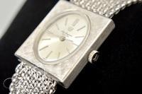 Jules Jürgensen Womens Swiss Watch, Stamped 14K