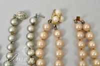 Assorted Costume Pearl Strands
