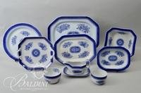 Spode Fitzhugh Blue China