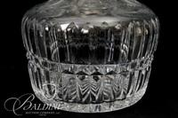 (2) Crystal Decanters