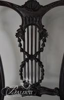 Two 19th Century Fireside Nursing Chairs, by Love of Perth, and One Standard Chair