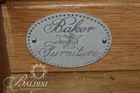 (2) Baker Drop Leaf Coffee Tables