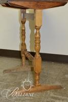 Early Shoe Foot Table Stand