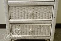 Henry Link White Wicker Furniture - Some Damage
