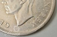 1937 Great Britain George VI Coronation Coin