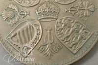 1960 Crown Coin To Commemorate the 1960 New York World's Fair
