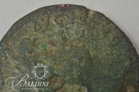 Hadrian Greek Coin in Bronze and Copper