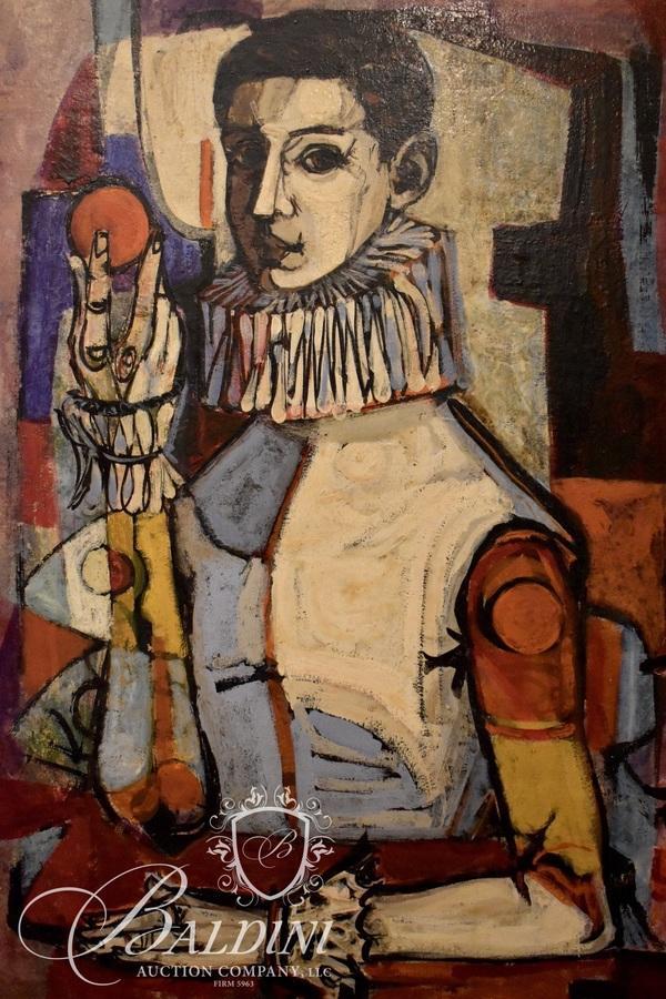 New Online Auction - Four Important Art Pieces