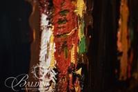 "Mark Carson English ""Bourbon Street"" Original Oil on Canvas, Signed"