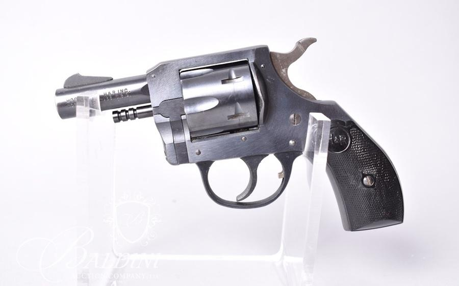 Late Addition Auction - 2 Revolvers