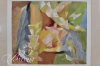 Jaques Villon Important Cubist Pochoir 31/150, Pencil Signed Lower Right