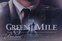 """The Green Mile"" Framed Movie Poster"