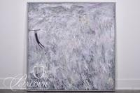 "Howard Hull ""Shadow"" Acrylic on Canvas, Signed"