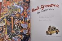 "Red Grooms Book ""The Graphic Work"" Personalized by Walter Knestrick and Signed by Red Grooms"