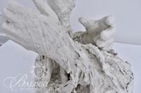 """Jairo Prado """"Hope"""" Sculpture Composition Unknown"""