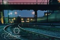 """Jeff Bressler """"Untitled"""" of Union Station C-Print on Foam Board"""