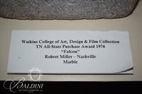 "Robert Miller Marble ""Falcon"""