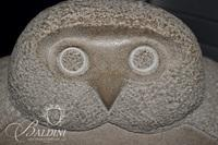 "Lyn Morgan ""The Sage"" Stone Sculpture"