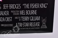 """(2) Movie Posters; """"The Big Lebowski"""" and """"The Fisher King"""""""