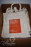 Over 40 Watkins Canvas Tote Bags