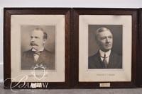 (4) Early Portraits