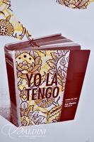 Yo La Tengo Numbered Lithograph 83/100, Signature Illegible