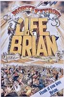 "Movie Poster ""Monty Python Life of Brian"""