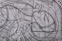 (3) Tim Hazell Charcoal on Paper
