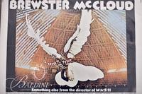 """Brewster McCloud"" Poster"