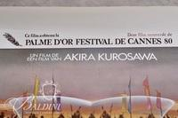 (2) Cannes Film Festival Posters