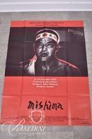 """Mishima"" Movie Poster"