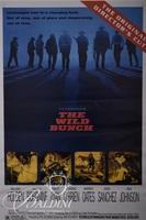 "(3) Movie Posters; ""Dead Man"" ""The Wild Bunch"" and ""Strictly Ballroom"""