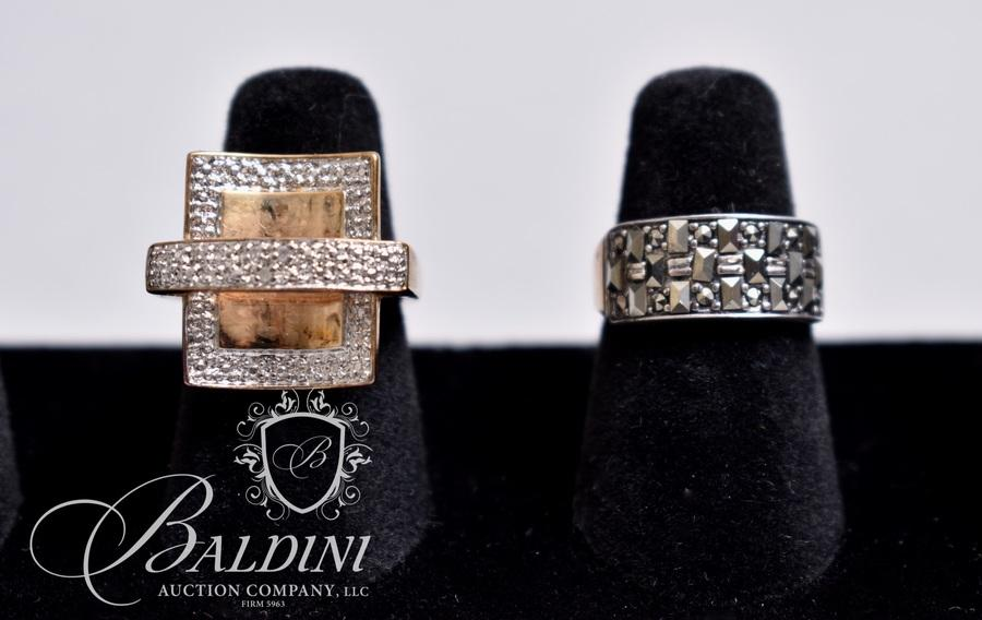200 Rings and a Gun Online Auction