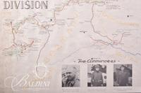 (2) Engravings - Armored Division of The English Channel with Images of The Commanders in Munich