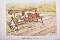 (2) Boris O'Klein Dirty Dogs of Paris Series Prints