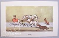 "Boris O'Klein Dirty Dogs of Paris Series Prints ""Sex Appeal"""