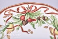 """""""Tiffany Holiday"""" by Tiffany & Co. 10"""" Plate"""