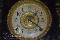 """""""Adrian"""" Early 1900's Antique E. Ingraham Co. 8-day Mantle Clock - Includes Key"""